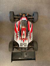 HPI Racing 107016 Trophy Flx Buggy (Ladeelectric,5000mAh Battery, Metal Servo)