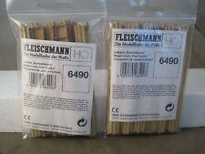 Fleischmann H0 Ladegut Baumstämme neu mit OVP 2 Sets