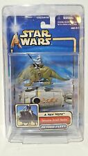 Hasbro Star Wars A New Hope Action Fleet: Tatooine Droid Hunter in Case