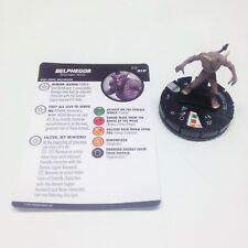 Heroclix Undead set Belphegor #013 Gravity Feed figure w/card!