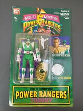 Mighty Morphin Power Rangers Auto Morphin Green Ranger Tommy