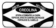 3 BARRAS,  Jabon de Creolina, Creolina Soap