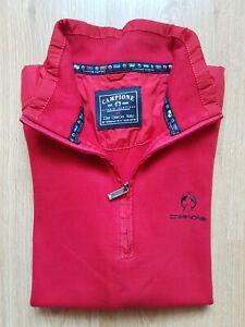 """CLAUDIO CAMPIONE ITALIEN """" Yachting """" Herren S-Shirt Sweatshirt Größe L - XL"""