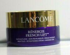 LANCOME Renergie French Lift Night Duo Retightening Cream (1.7 oz.) *READ DETAIL