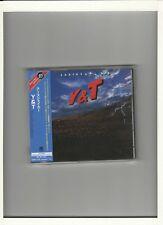 Y&T Earthshaker UICY-3736 Japan cd