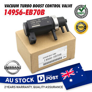 NISSAN VACUUM TURBO BOOST CONTROL VALVE NAVARA D40 PATHFINDER R51 14956-EB70B AU