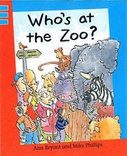 Ann Bryant Who's at the Zoo?: Blue level 3 (Reading Corner) Very Good Book