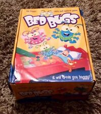 BED BUGS THE FRANTIC CATCH AND CAPTURE GAME COMPLETE NICE CONDITION XMAS F