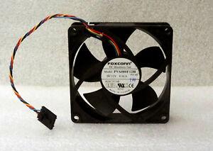 Dell Optiplex 390 790 990 7010 9010 9020 SFF Case Fan Foxconn PVA080F12H 725Y7