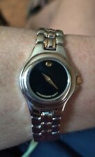 Movado Womens Watch Swiss Quartz Water Resistant Pre-owned