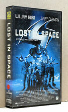 LOST IN SPACE [vhs, 130', 1998 Space Dog Prod., Medusa]