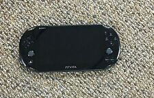 Sony Playstation PS Vita Handheld System PCH-2001 with games and 8GB Memory Card