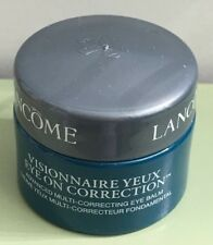 2 Lancome Visionnaire Yeux Eye On Correction ~EYE BALM~ 6 g/.2 oz Ea Travel Size