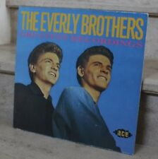 the everly brothers / Greatest recordings (CHA 194) ACE