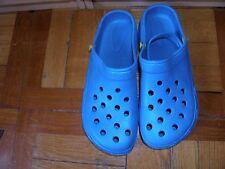 Scarpe modello Crocs di colore turchese n. 45 - 13