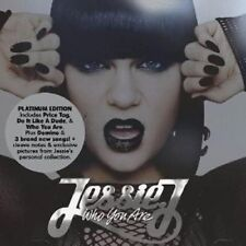 """Jessie J """"who you are"""" (PLATINUM EDITION) CD NUOVO"""