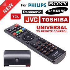 Universal LED/LED/HD TV Remote for TOSHIBA,PHILIPS,HISENSE,JVC,SONIQ,Samsung,LG