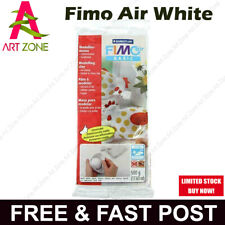 FIMO AIR BASIC 500g AIR DRYING MODELLING CLAY WHITE