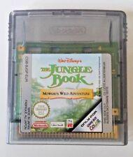Le Livre de la Jungle Game Boy Color