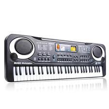 61 Keys Digital Music Electronic Keyboard Electric Piano Organ Instrument BT