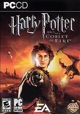 """Harry Potter and """"The Goblet of Fire"""" (PC CD-ROM) GAME MANUAL INCLUDED"""