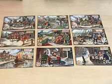Lot of 9 x Assorted Liverpool Pagaent Official Postcards - Unused - VGC