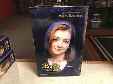 "2004 Sideshow Buffy Vampires Slayer 12"" 1/6 Figure MIB -  WILLOW EXCLUSIVE"