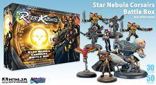 RELIC KNIGHTS STAR NEBULA CORSAIRS BATTLE BOX NEW