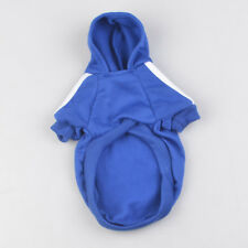 Pet Clothes Dog Coat Shirt Puppy Hoodie Jumpsuit&Pet Mesh Vest Blue 5XL