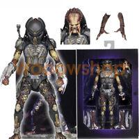 "NECA Fugitive Predator 7"" Ultimate Action Figure 1:12 AVP Aliens Predators 2018"
