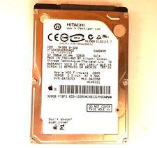 "HITACHI 320GB SATA 2.5"" LAPTOP MACBOOK APPLE HDD HARD DRIVE HTS545032B9SA02"