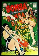 Bomba The Jungle Boy #4 Nm 9.2 Bomba & Tina evade capture by Ana Conda's Men