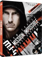 Mission Impossible Ghost Protocol Steelbook Blu Ray
