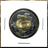 Canada 1999 Nunavut Toonie Brilliant Uncirculated BU UNC From Mint Roll!!