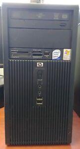HP Compaq dx2300 Tower Core 2 Duo 2GHz 3GB 160GB DVD-RW Windows 10