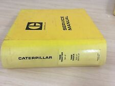 CAT Caterpillar 768B Tractor 769B Truck Service Manual