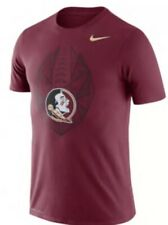 Nike Men's Florida State FSU Dri Fit Football Icon Jersey Shirt Extra Large XL