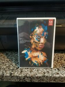 Photoshop CS6 Extended - DVD Version For Windows