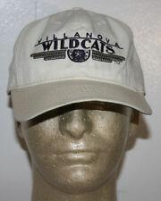 Rare Vintage The Game Villanova Wildcats Glue Glued Snapback Hat Cap