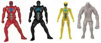 POWER RANGERS MORPHIN POWER ACTION FIGURES - CHOICE OF 4 DIFFERENT RANGERS -NEW