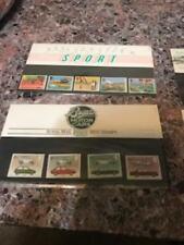 Royal Mail Stamps Presentation Set 4 unopened packs