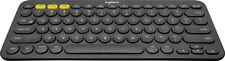 Logitech - K380 Wireless Keyboard - Gray