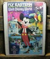 Fly Eastern Airlines Handmade Walt Disney World vintage Ride sign