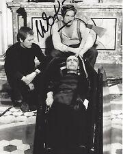 ACTOR UDO KIER SIGNED IRON SKY MOVIE 8x10 PHOTO COA ANDY WARHOL'S FRANKENSTEIN