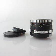 M42 Meyer Optik Zebra Oreston Q1 1.8/50 Objektiv / lens