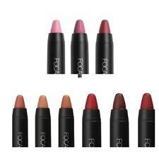 3Colors Nude Makeup Lasting Matte Lipstick Bullet Design Lip Gloss Beauty