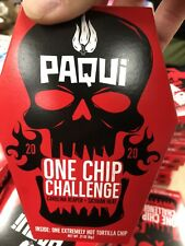Paqui Carolina Reaper 2020 One Tortilla Chip Challenge - 0.21oz