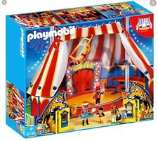 🔥✌️🔎 Playmobil Circus 4230 NISB Complete 2006