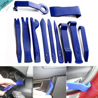 Universal Panel Removal Open Pry Tools Kit 11 pcs Car Dash Door Radio Trim Stock