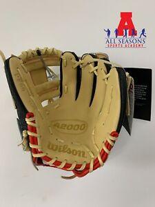 """2021 Wilson A2000 PF88 11.25"""" RHT Baseball Mitt"""